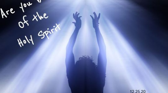 Are you born of the Holy Spirit?