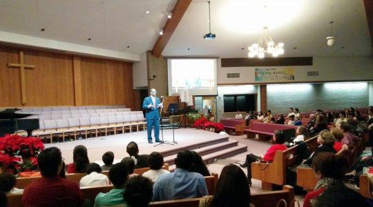 My Encounter with God - Pastor Daniel Israel (personal testimony)