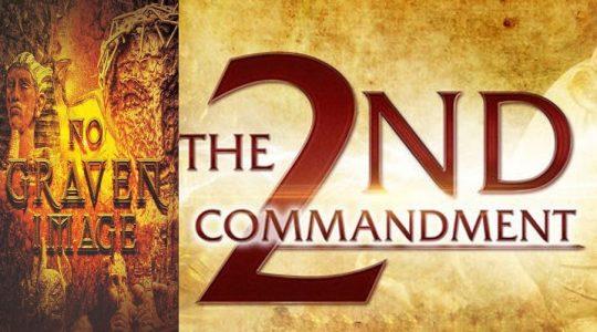 The Ten Commandments - Part 2 May 13 2018