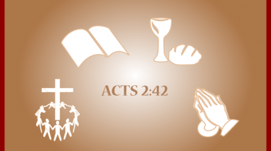 What is an Acts 2:42  Church?