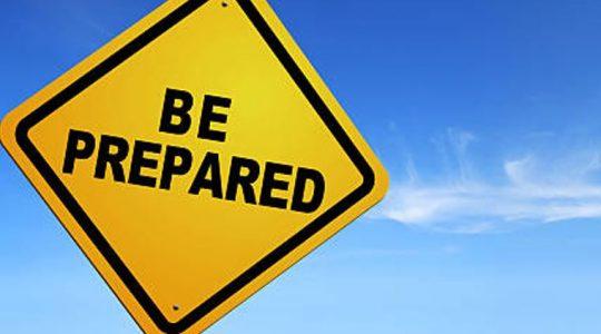 Be Prepared - Genesis 41:25‐36
