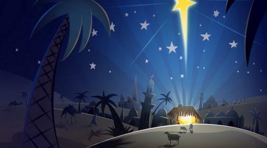 Christ the Star of David Dec 25 2017