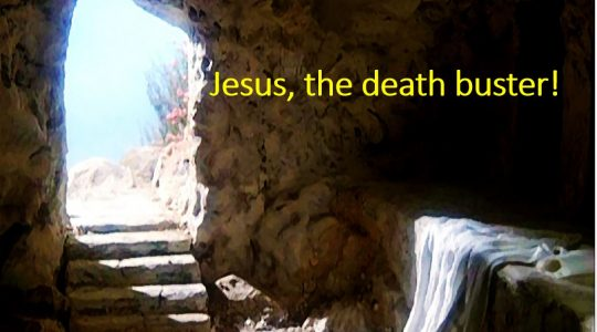 Jesus, the death buster - John 11:21-27