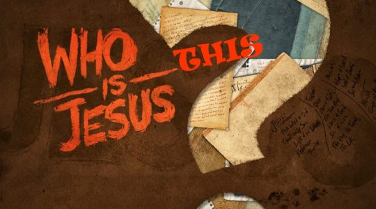 Who is this Jesus - John 20:24‐29